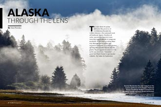 Alaska Through The Lens